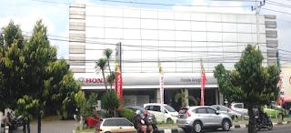 PT Anugerah Kasih Putera Dealer Mobil Honda