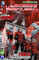 Os Novos 52! Lanternas Vermelhos #26