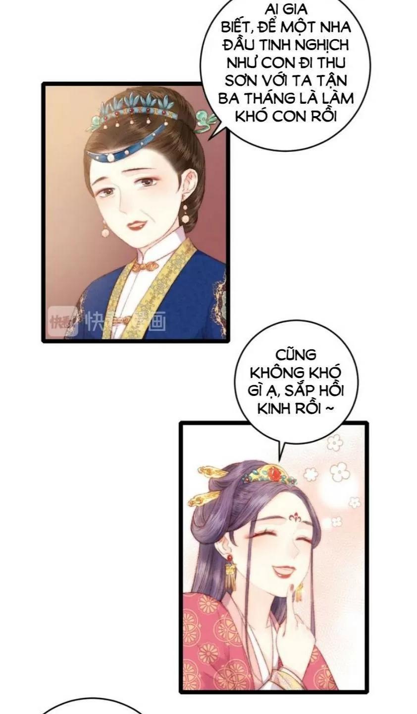 Nàng Phi Cửu Khanh - Thần Y Kiều Nữ chap 67 - Trang 4