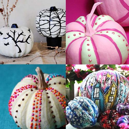 ilovetocreate blog puffy paint pumpkin painting ideas. Black Bedroom Furniture Sets. Home Design Ideas