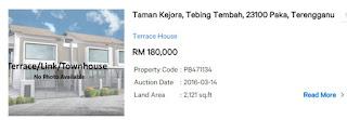 Lelong di Terengganu