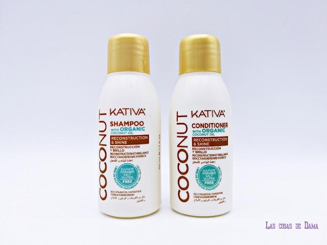 guapabox beauty box belleza kativa coconut cabello