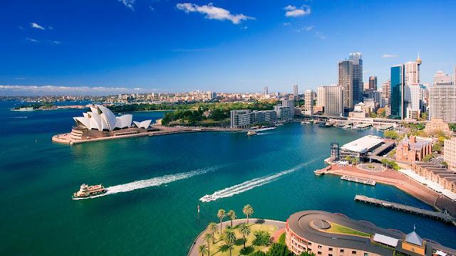 Inilah Alasan Mengapa Australia Menjadi Sasaran Liburan Yang Menakjubkan