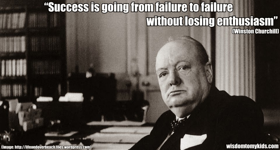 Famous Quotes By Winston Churchill: Don't Forget The Avocados: Seven Quick Takes On The