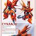 "Custom Build: SD x HG MSN-06S Sinanju ""CYNANJU"""