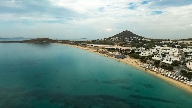 Agios Prokopios, Naxos