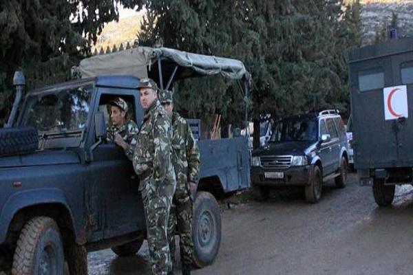 الجيش يدمر قنبلتين على إثر عمليات تمشيط بالشلف