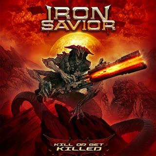 """Το βίντεο των Iron Savior για το """"Roaring Thunder"""" από το album """"Kill or Get Killed"""""""