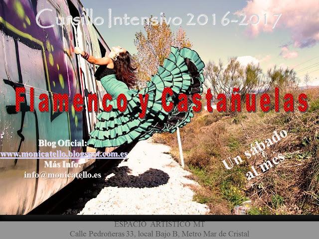 Curso de Flamenco 2016-2017