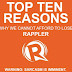 Netizen Reveals Top 10 Sarcastic Reasons Why We Cannot Afford to Lose Rappler