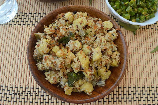 Kozhikodu kootu Curry