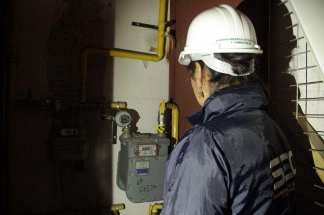 SEC entrega recomendaciones en uso del gas en los hogares