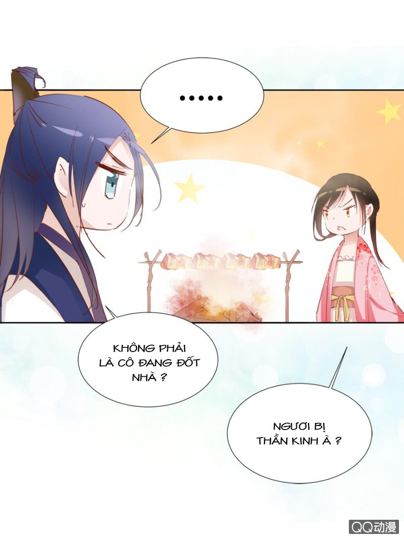 Solo Đi Vương Gia chap 19 - Trang 3