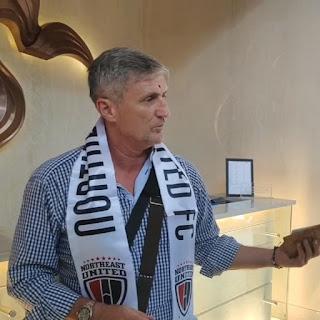 NorthEast United FC Head Coach