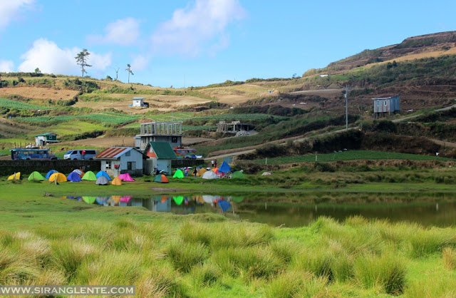 Mt. Tabayoc campsite