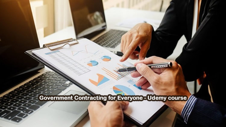 Government Contracting for Everyone Udemy course