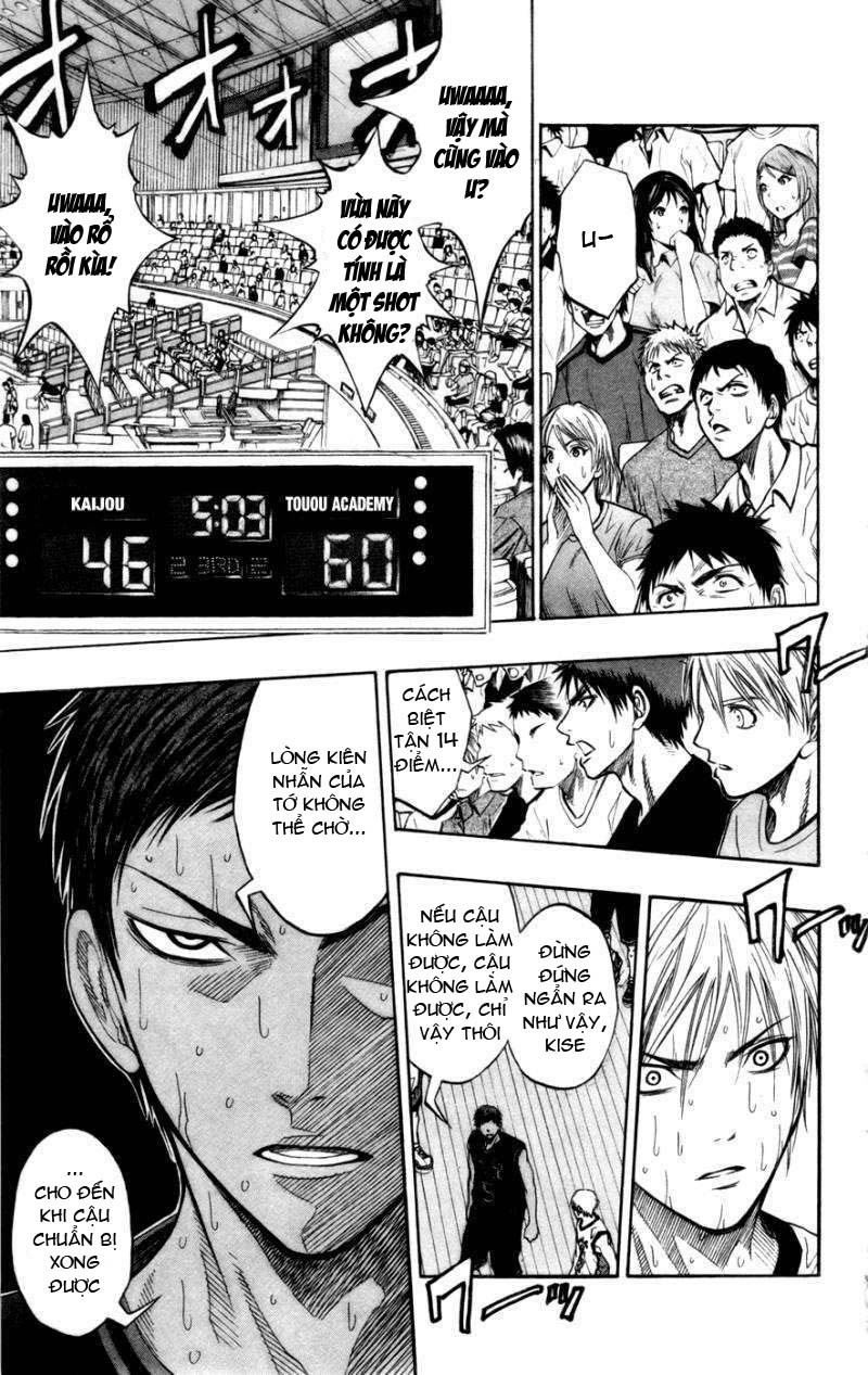 Kuroko No Basket chap 069 trang 7