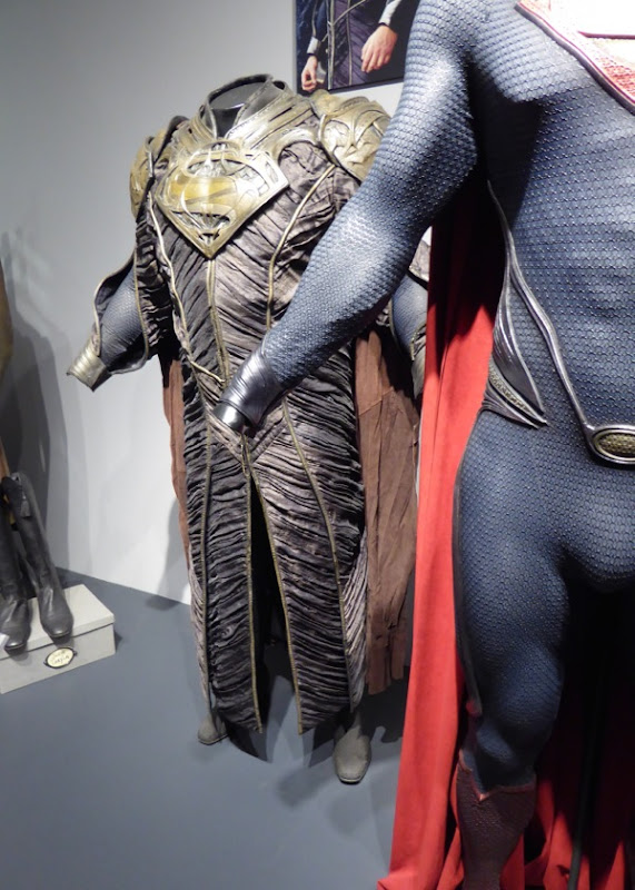 Man of Steel Jor El film costume