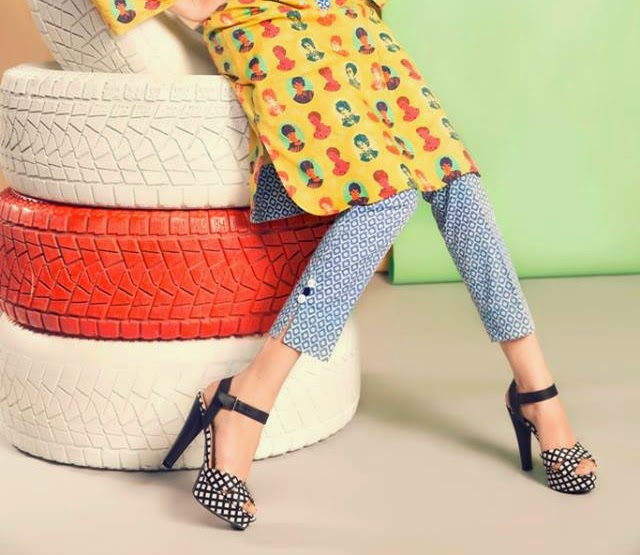 Coco by Zara Shahjahan trousers - Pakistani designer wear