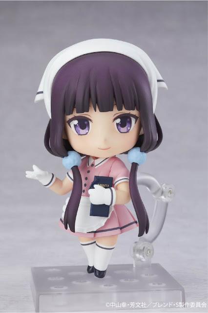 """Anunciado el Nendoroid de Maika Sakuranomiya de """"Blend S"""" - Good Smile Company"""