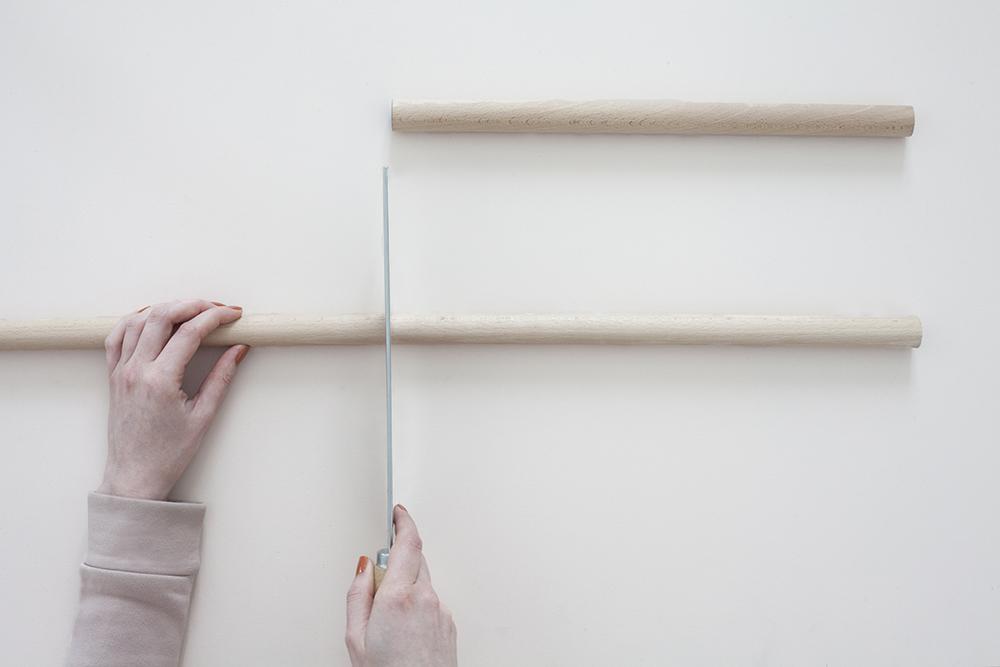 DIY: столешница в технике терраццо