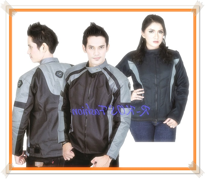 model jaket touring couple