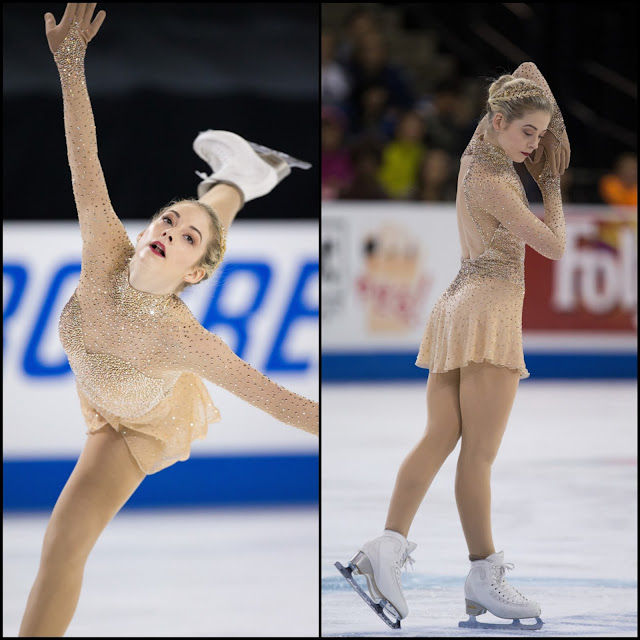 Gracie gold skating dresses