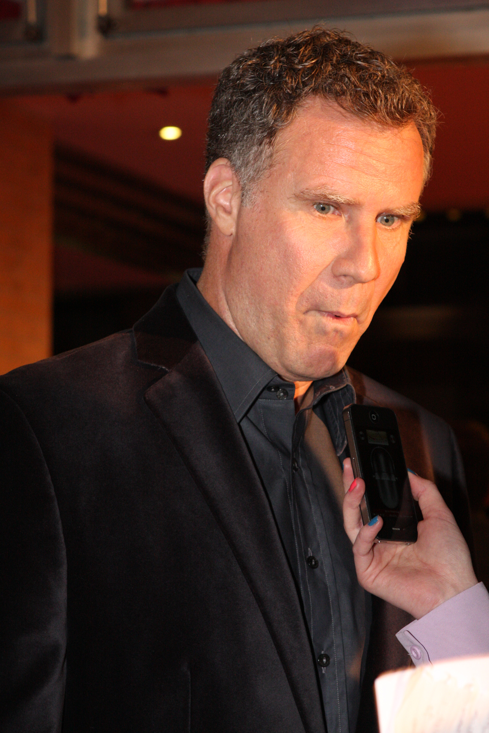 Eva Rinaldi Photography Will Ferrell In Sydney For The