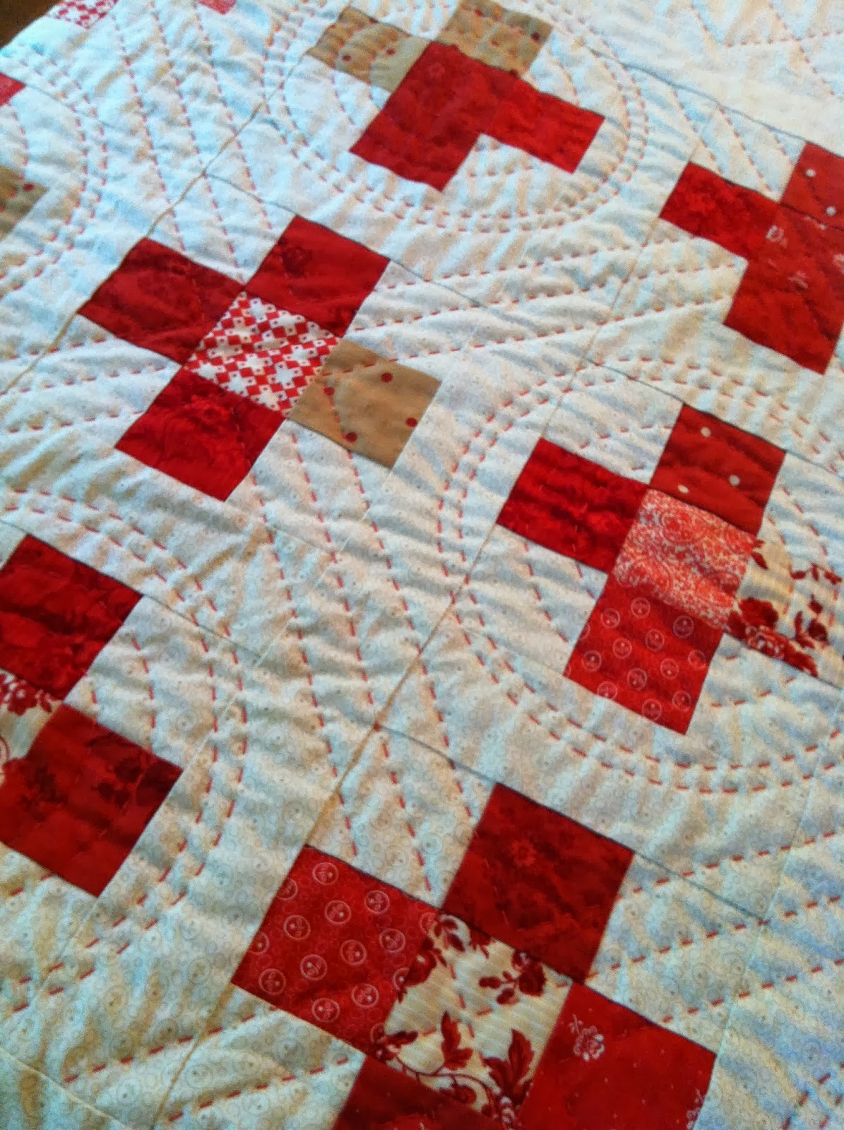 Minick And Simpson Midwinter Reds Modafabrics Com