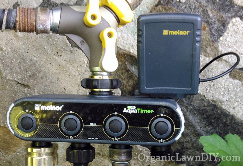 Wifi AquaTimer Valve Unit with Optional AquaSentry Receiver & Melnor WiFi AquaTimer Review