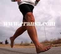 Joging Tanpa Pakai Sepatu