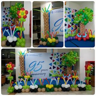 Balon Dekorasi Dan Dekorasi Balon