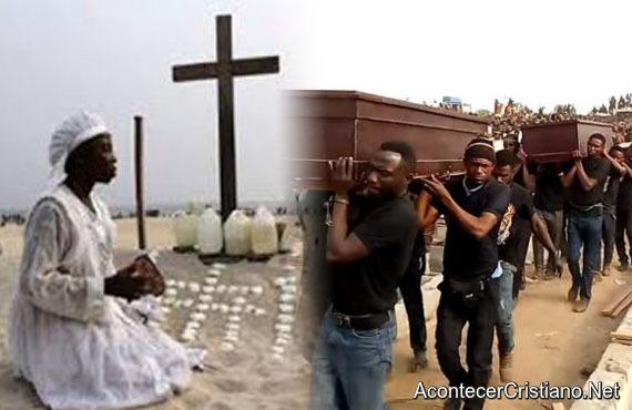 Genocidio de cristianos en Nigeria
