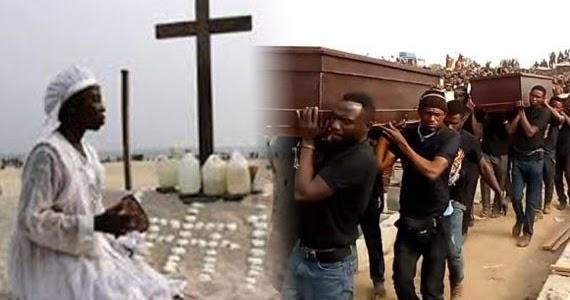 Resultado de imagen para persecucion cristiana en nigeria