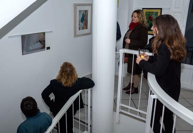 Imagen de la inauguración Fotografías de autor de J. Antonio Fontal