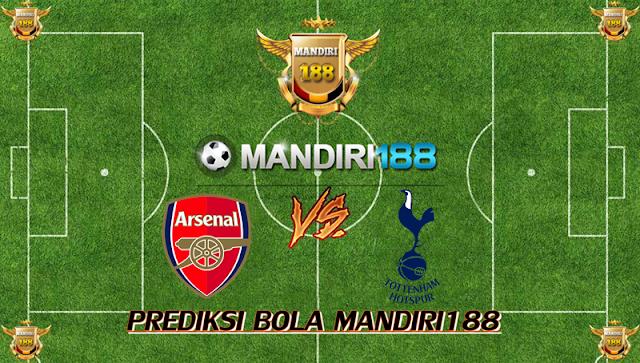 AGEN BOLA - Prediksi Arsenal vs Tottenham Hotspur 18 November 2017