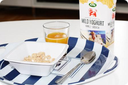 arla mild yoghurt vanilj