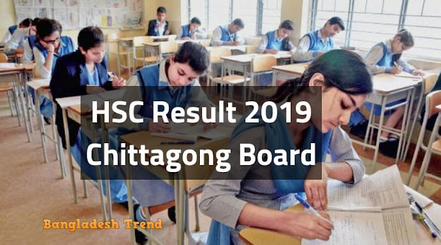 Chittagong Board HSC Result