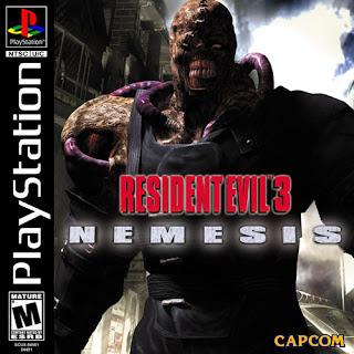 Resident Evil 3 - Nemesis (Spain) [ Ps1 ]