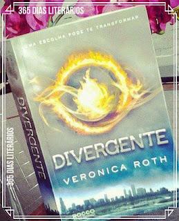 Resenha, Divergente, Veronica Roth, Livro