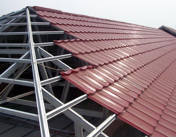 daftar harga baja ringan tasikmalaya distributor supplier rangka atap
