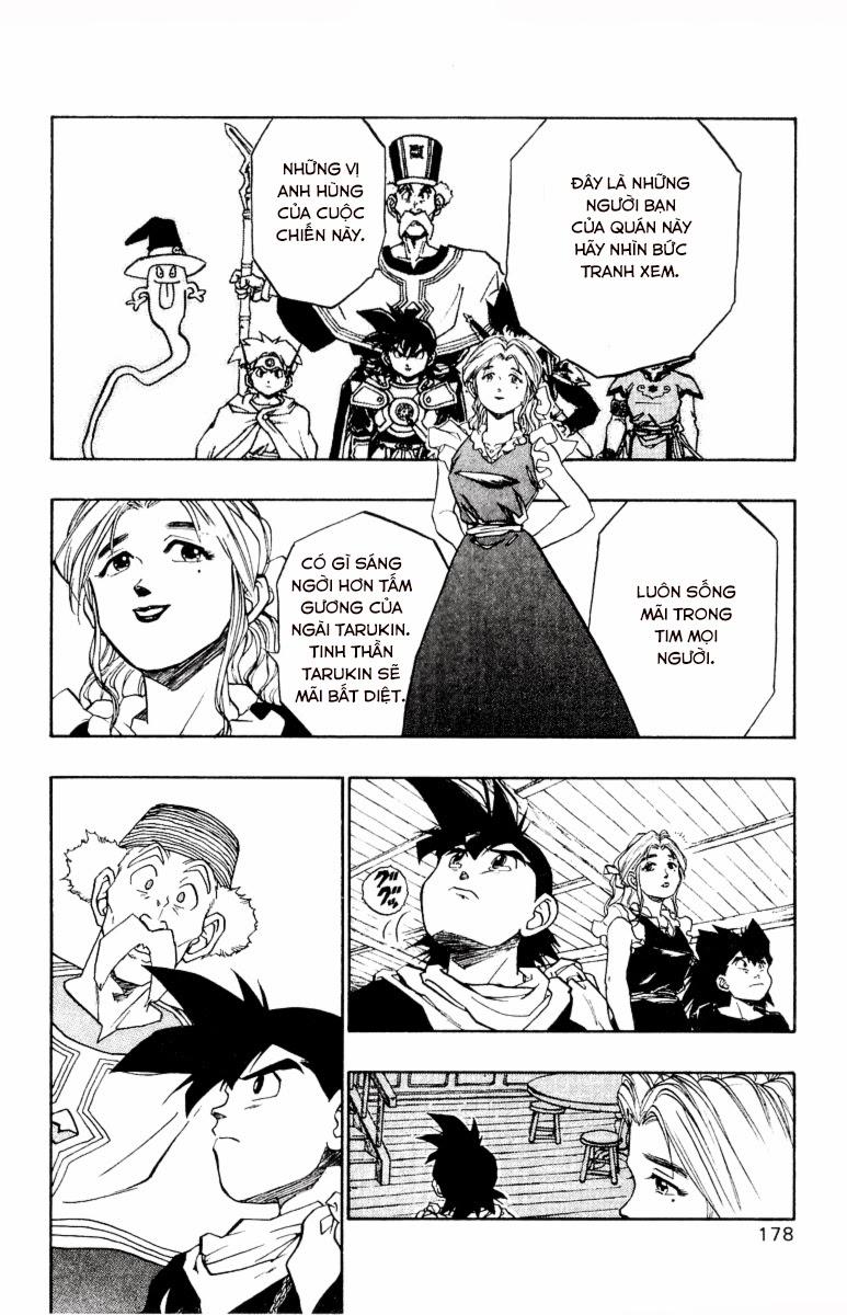 Dragon Quest: Emblem of Roto chap 33 trang 38