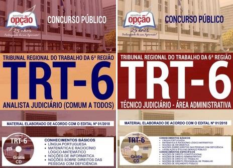 apostila TRT PE Analista Judiciário 2018