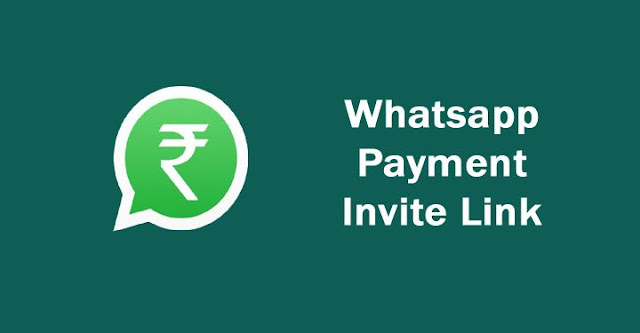 whatsApp payment invite link for enable whatsapp payment