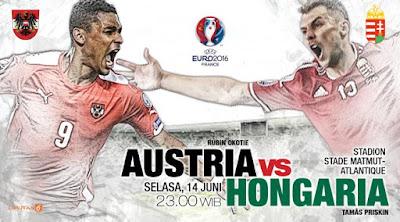 Austria vs Hongaria
