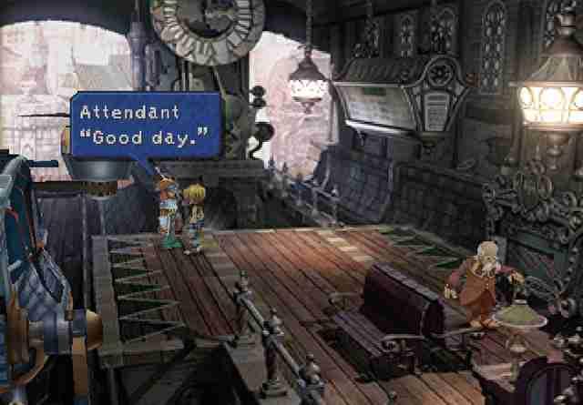 Final Fantasy 9 Iso