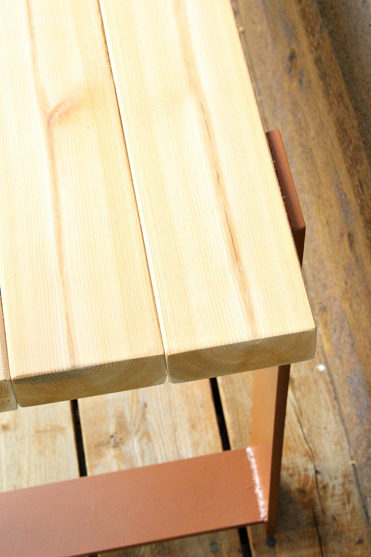 2x4 Outdood Bench DIY