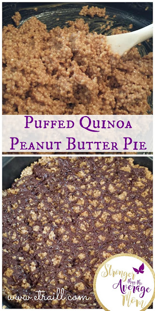 Erin Traill, diamond beachbody coach, quinoa recipe, peanut butter pie, 21 day fix approved, Autumn Calabrese, fit mom, weight loss, obesity, hypothyroid,