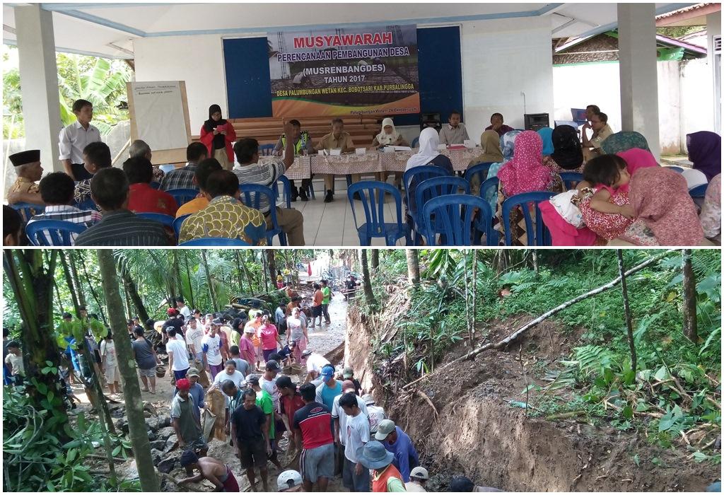 Peran KPMD Dalam Proses Pembangunan di Desa