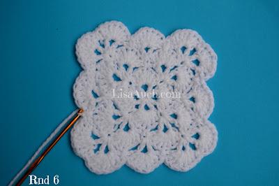 crochet babyblanket pattern and shawl lisa auch crochet